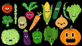 Vegetables - Learn Veggies - Veggie Song - Fun and Educational Learning Video