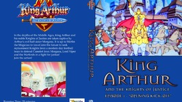 Episode 1 Season 1 King Arthur and the knights of justice - Opening Kick-Off