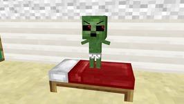 Baby Zombie Life - Minecraft Animation