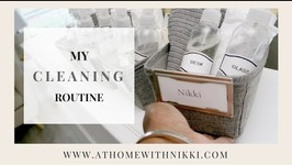 Clean With Me  My Daily Cleaning Routine Plus Cleaning Tips