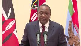 President Uhuru Kenyatta Addresses Nation Ahead of Election
