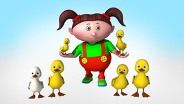 Six Little Ducks   Children's Popular Song