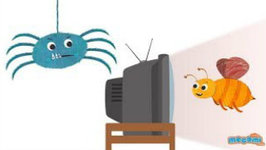 Don't Sit Too Close To The TV - Health Tips For Kids