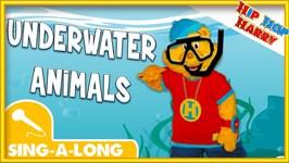 Water Animals - Sing Along
