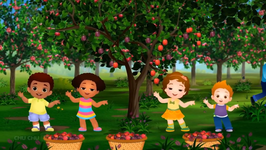 Plum Song - Learn Fruits for Kids - Nursery Rhymes and Kids Songs
