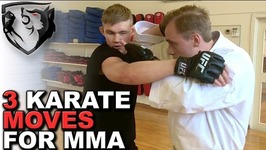 3 Traditional Karate Moves for MMA