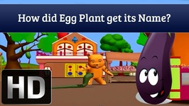 How Did Egg Plant - Brinjal - Get Its Name - Facts About Vegetables