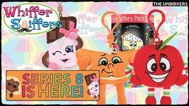 Whiffer Sniffers Series 8 with Mystery Sniffer