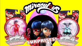 Miraculous Ladybug Puppeteer And Flutter Ladybug and Surprises