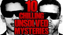 10 Haunting UNSOLVED MYSTERIES - TWISTED TENS No. 46