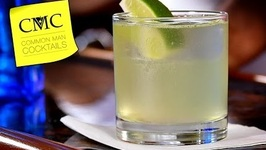 G And T Mondays-Cilantro Lime Gin And Tonic / Easy Gin Drinks