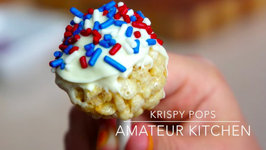 How To Make Krispy Pops