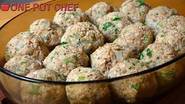 Holiday Stuffing Balls