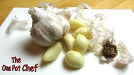 Quick Tips - Peeling Garlic In Seconds
