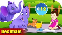 Decimals - Learning Song For Children