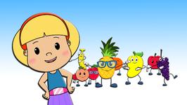House of Fruits  Learn about the Fruits  Children Learning Songs and Original Songs for Kids