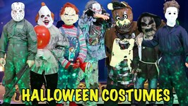 HALLOWEEN COSTUMES  KIDS COSTUMES  D and D SQUAD