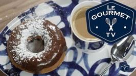 Chocolate Doughnut Glaze Recipe