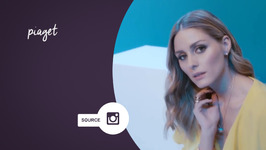 Olivia Palermo stars in new Piaget campaign created by her husband