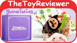 August 2017 YumeTwins Subscription Box Kawaii Summer Japanese Unboxing Toy Review
