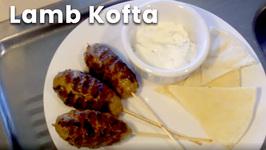 Lamb Kofta
