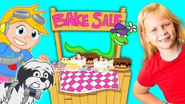 The Adventures Of The Assistant And Wiggles Episode 2 - Sheila Ruins Bake Sale