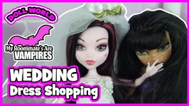Monster High Doll Show My Roommates are Vampires Ep5