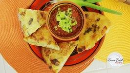 Classic Tortilla Espanola - Spanish Omelette - Tortilla De Patatas - Easy