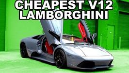 The Cheapest V12 Lamborghini Shouldn't Be