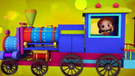 Rig a Jig Jig - Popular Nursery Rhymes for Kids