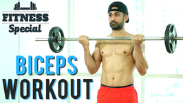 Biceps Workout For Beginners - Fitness Special Workout