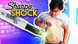 SHARPIE SHOCK CHALLENGE