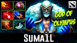 SumaiL God of Olympus Highlights Dota 2