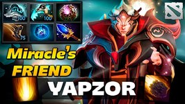 YapzOr Invoker -Miracle's Friend Highlights Dota 2