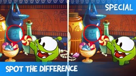 Spot the Difference Ep. 34 - Om Nom Stories- Ancient Egypt