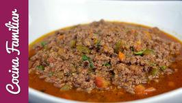 Como hacer la salsa boloñesa - receta casera