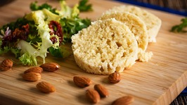 How To Make Almond Bread In 5 Minutes - Low Carb And Gluten Free