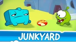 Om Nom Stories- Junkyard -Episode 24 Cut the Rope 2