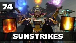 Dota 2 Sunstrikes Ep. 74