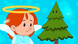 How The Fir Tree Became The Christmas Tree- Christmas Stories for Kids