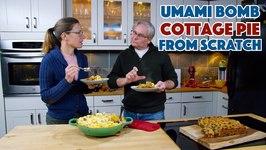Umami Bomb Cottage Pie - Shepherd's Pie