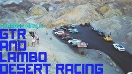 Gtr And Lamborghini Desert Rally - Express Rally Day 3