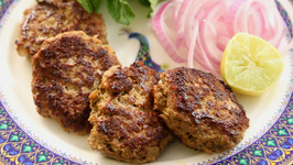 Galouti Kebab  - Best Kebab Recipe- Homemade Kebabs - The Bombay Chef - Varun Inamdar