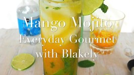 Cocktail Recipe-Mango Mojito