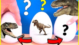Dinosaur Eggs Game  Surprise Eggs With Toys   Toy Dinosaurs Kids Games Videos