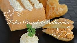 Pastel De Cabracho Themomix  Pastel De Cabracho  Como hacer Pastel de Cabracho  San Valentin