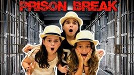 PRISON BREAK Escape Game - Escaping the Escape Room!
