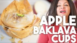 Apple Baklava Cups - Kravings