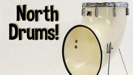 Histórias da Bateria - North Drums