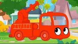 Fire Truck Shorts - Episode 16